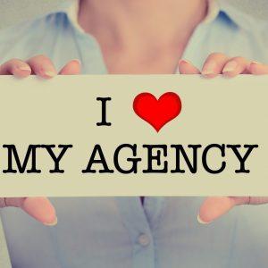 Travailler avec son agence