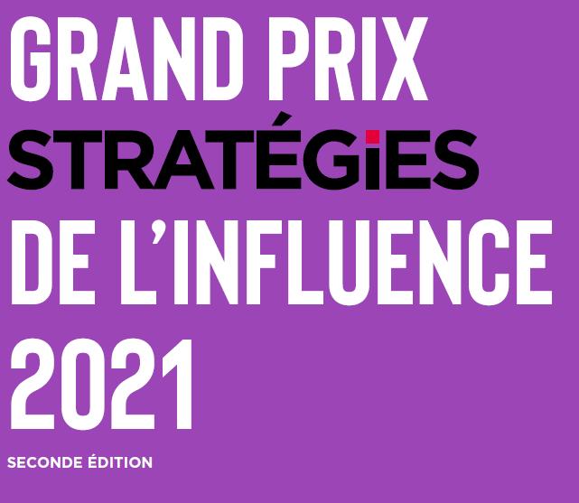 Partenaires du Grand Prix Stratégies de l'Influence